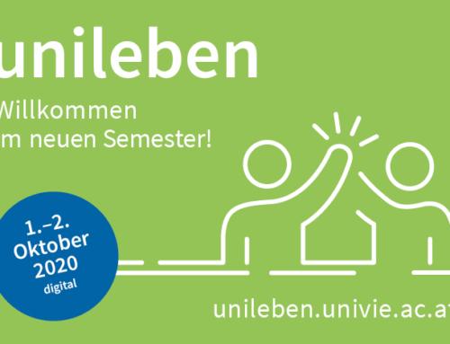 Virtueller Messestand Unileben 2020!